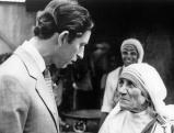 Mutter Teresa mit Prinz Charles, 1980