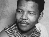 Nelson Mandela zu Beginn der 1950er Jahre