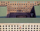 nordkoreanisches Verwaltungsgebäude