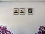 Bilder der Staatsführer