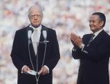 Eroeffnung der Olympischen Sommerspiele durch IOC-Praesidenten Avery Brundage am 26. August 1972