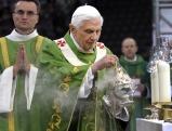 Papst Benedikt XVI in Berlin, 2011