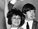 Paul McCartney mit Chita Rivera