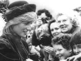 Prinzessin Diana mit Kindern, 1983
