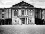 Das Festspielhaus im Jahre 1894