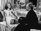 Rita Hayworth und George Macready in Gilda, 1946
