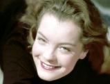 Romy Schneider in den 50ern