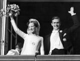 Prinz Henrik und Prinzessin Margrethe, 1967