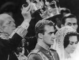 Prinz Juan Carlos von Spanien und Prinzessin Sofia von Griechenland, 1962