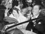 Prinz Ernst August von Hannover und Prinzessin Ortrud, 1951
