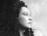 Tilla Durieux in \'Alkestis\' von Robert Prechtl, 1920