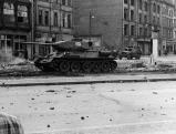 Niederschlagung des Aufstands durch russische Truppen