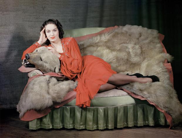 'Pat Kirkwood', c 1943.