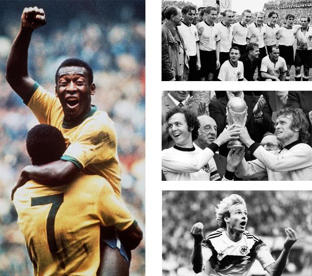 Pele bei der Fußball-Weltmeisterschaft 1970