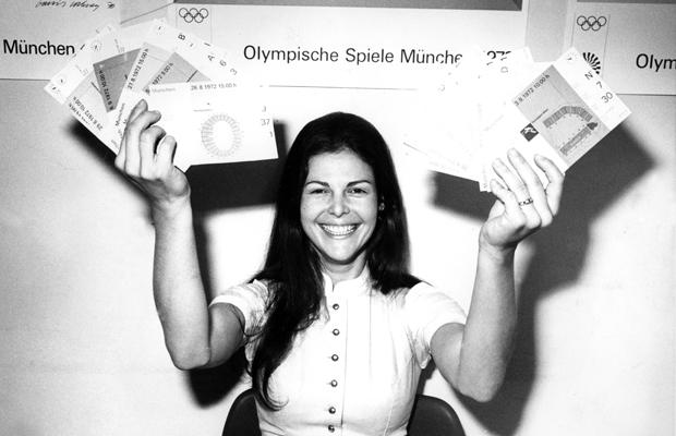 Silvia Sommerlath, 1972