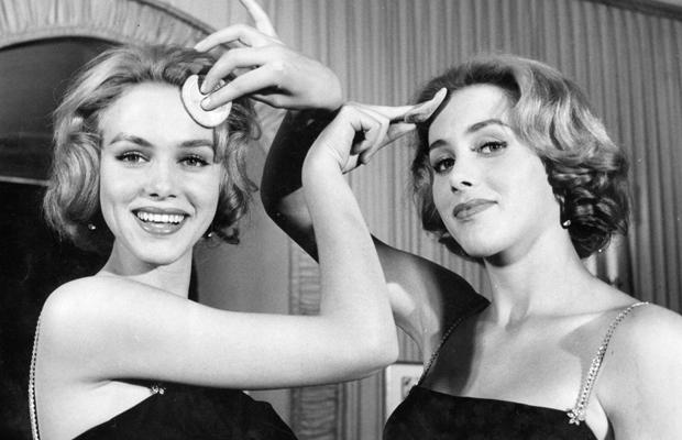 Kessler-Zwillinge, 1956