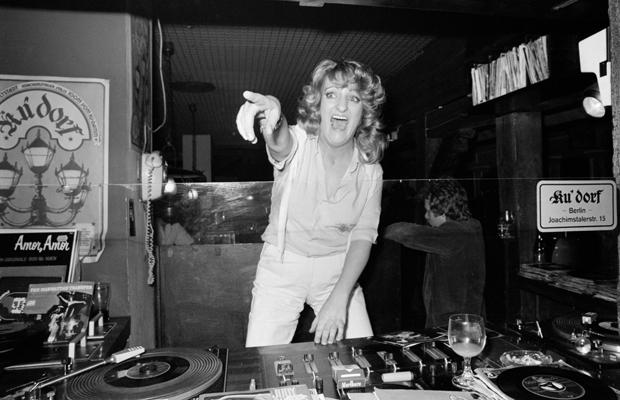 DJ im Berliner Ku'dorf