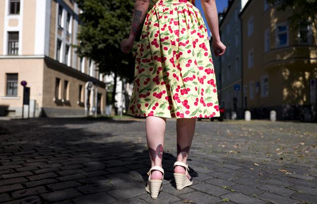 Sommerkleid in München, 2016