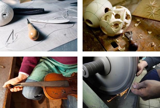 Creative Collection - Arbeit, Berufe und Handwerk in München und Bayern