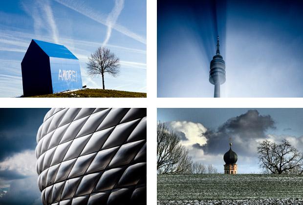 Creative Collection - Landschaften, Stadtbilder und Architektur - Außenaufnahmen aus München und Bayern