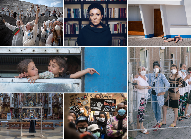 Die Bilder aus unsere Kollektion #candid im Webshop